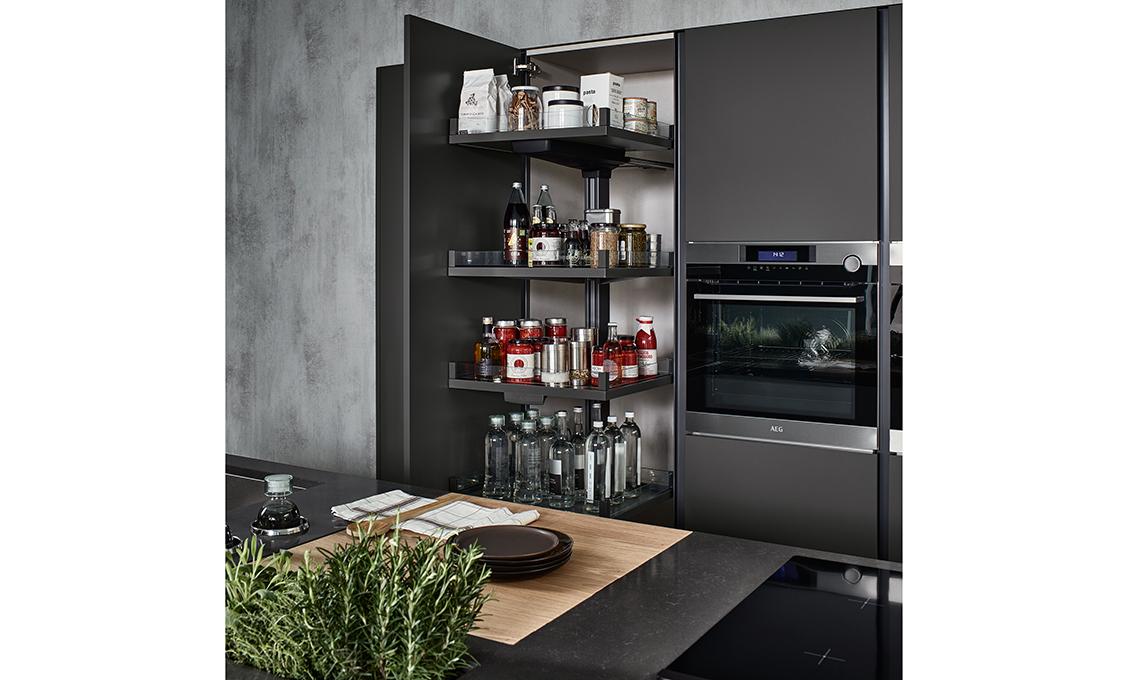 Stunning Mobili Salvaspazio Cucina Pictures - Design & Ideas 2017 ...