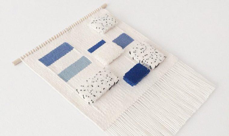 Allyson Rousseau, artista sul filo di lana