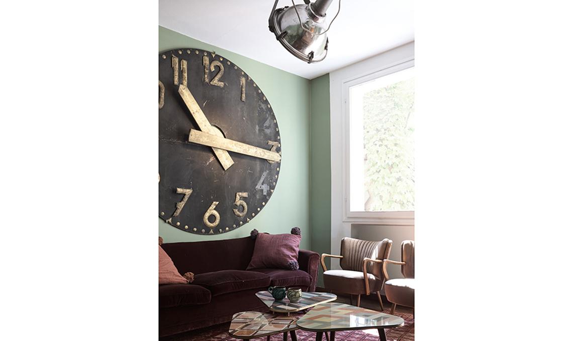 stile industriale soggiorno
