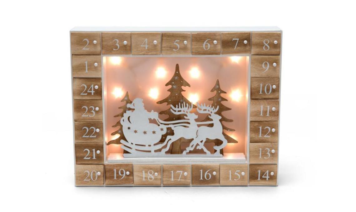Calendario Avvento Adulti.13 Calendari Dell Avvento Per Grandi E Piccoli Casafacile
