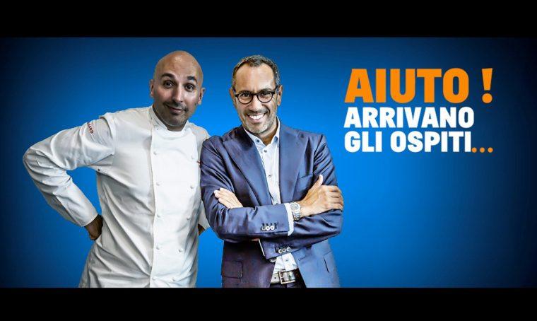 """Andrea Castrignano torna in tv con """"Aiuto! Arrivano gli ospiti…"""""""