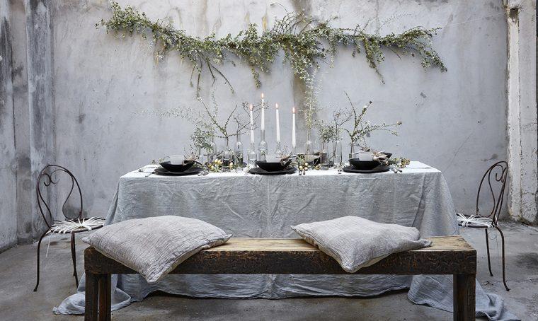 7 decorazioni di Natale da realizzare con bacche, rami verdi e materiali di riciclo