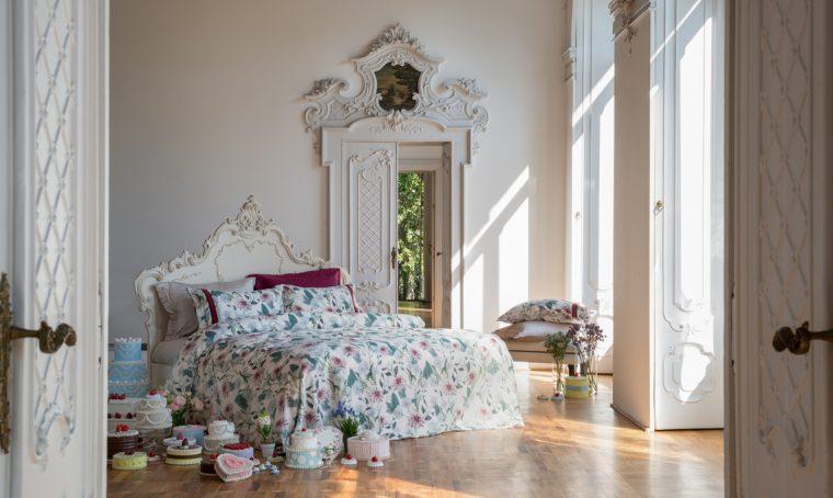 Fantasie floreali per la collezione Twinset Casa