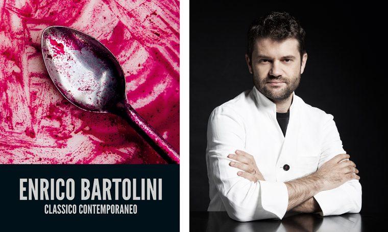 Libri di ricette: il primo libro di Enrico Bartolini 5 stelle Michelin