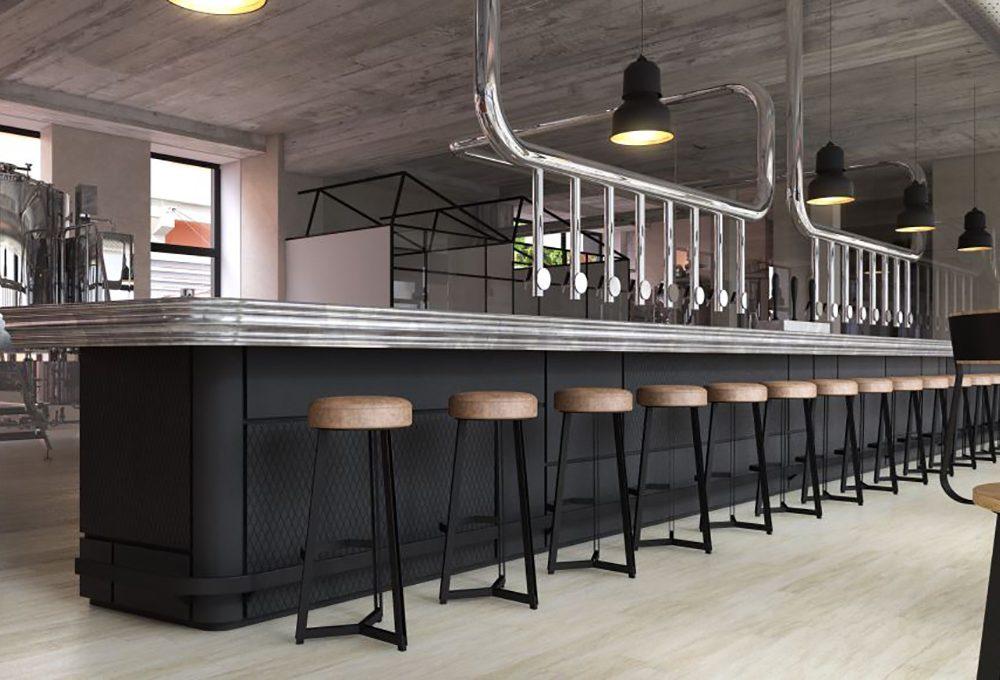 L'ex fabbrica diventa un ristorante (anzi 5)