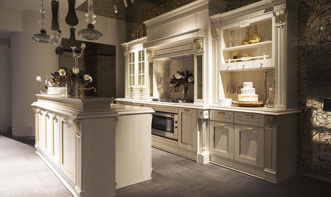 Aran cucine apre il suo primo flagship store a milano for Negozi cucine milano