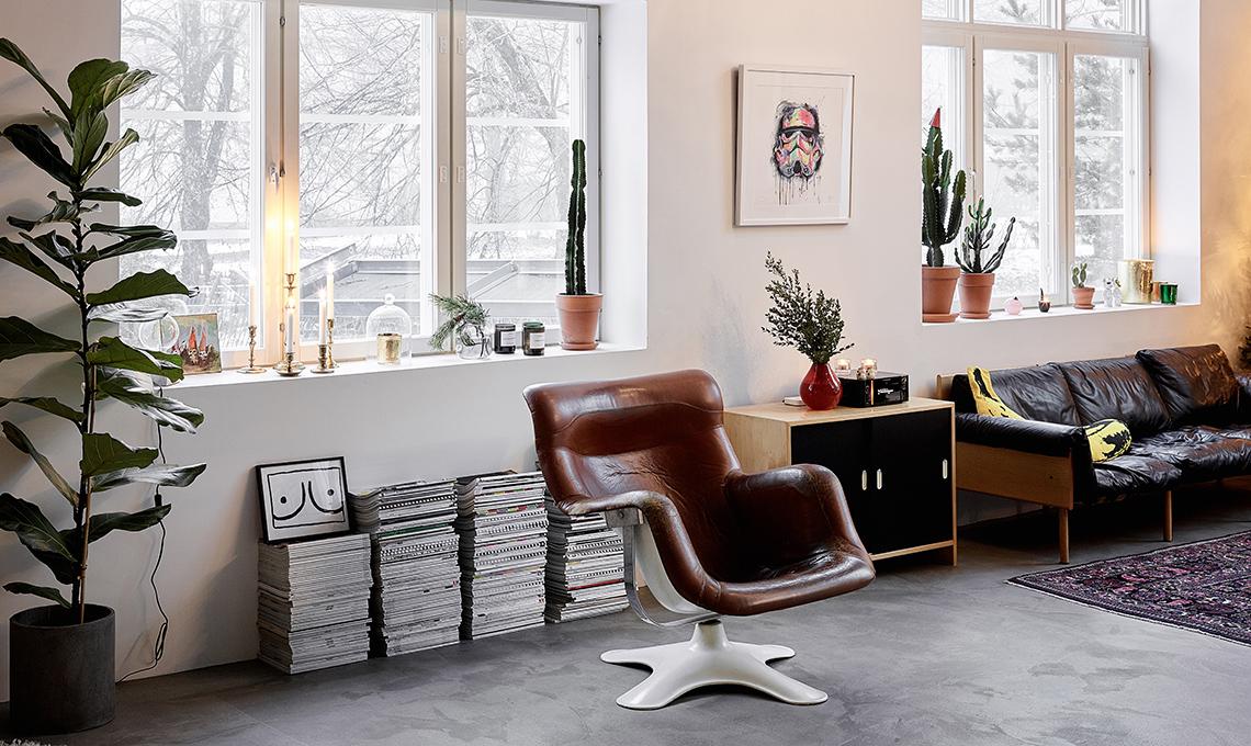 lounge chair Karuselli