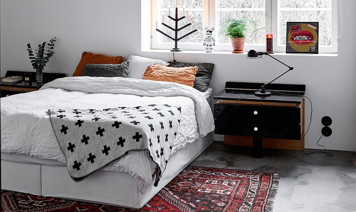 tappeto camera da letto