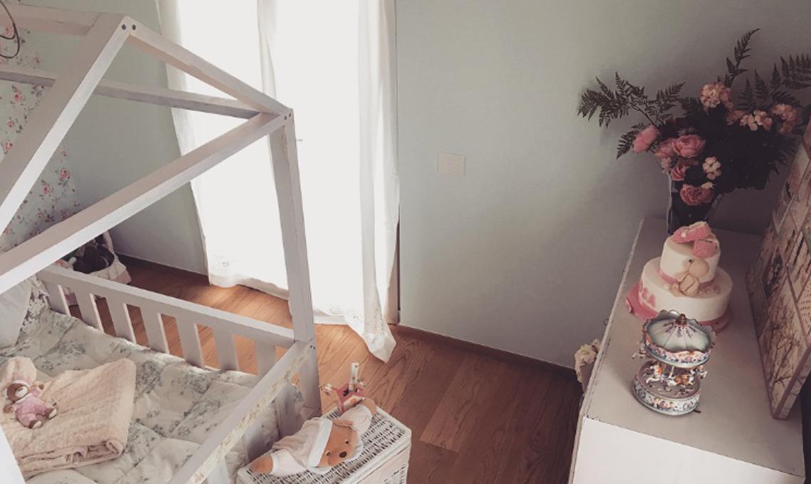 Cameretta Stile Shabby Chic : Una cameretta in stile shabby casafacile