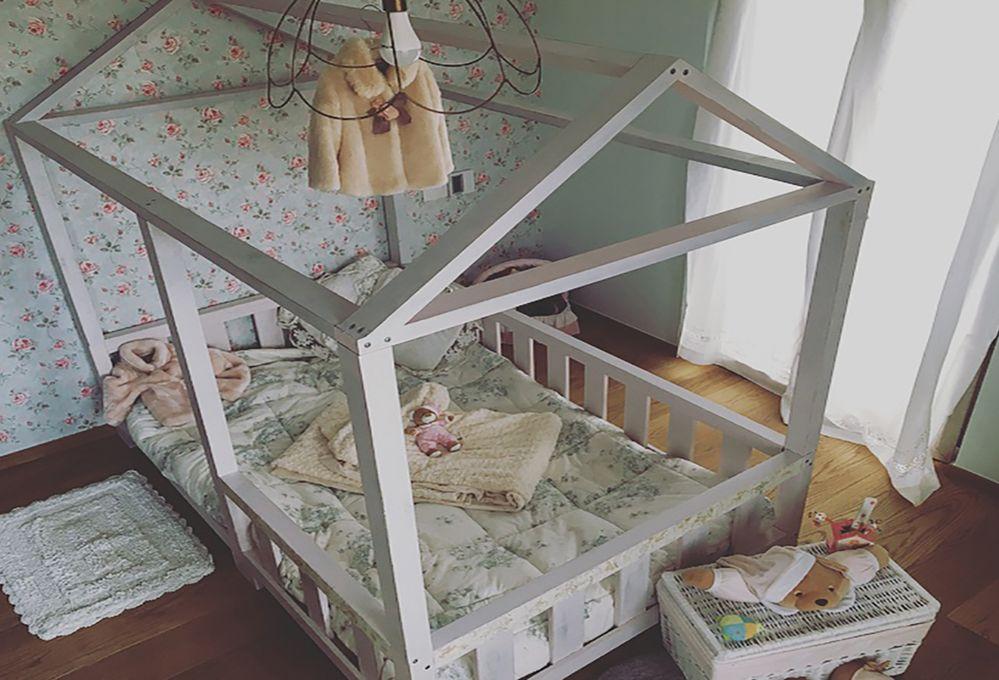 Cameretta Montessori Ikea : Cameretta in stile montessori con mobili ikea mamma felice