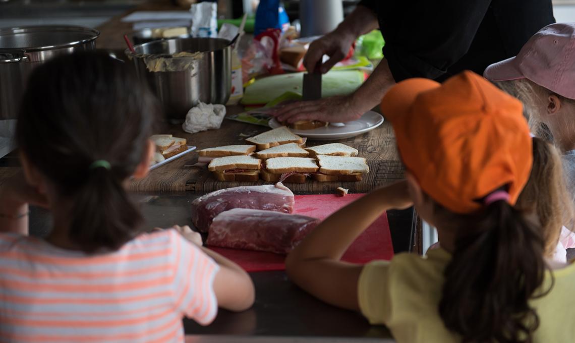 I corsi di cucina per bambini da cucina in casafacile - Corsi cucina bologna 2017 ...
