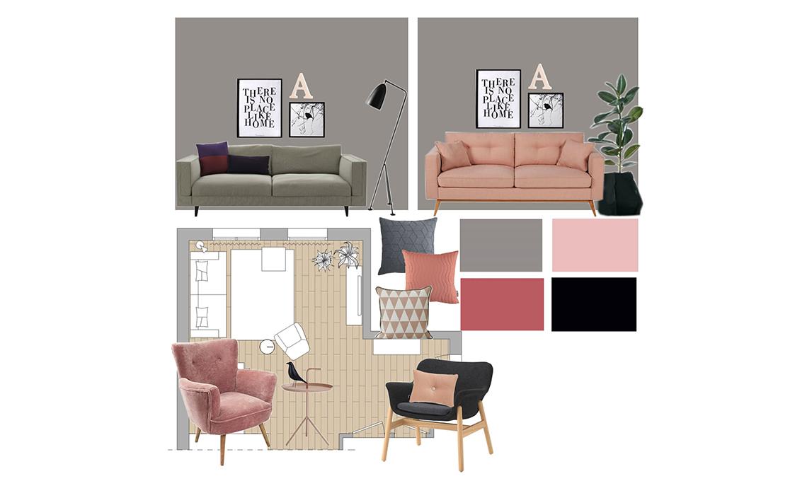 Consigli sui colori per dipingere le pareti del soggiorno - CASAfacile