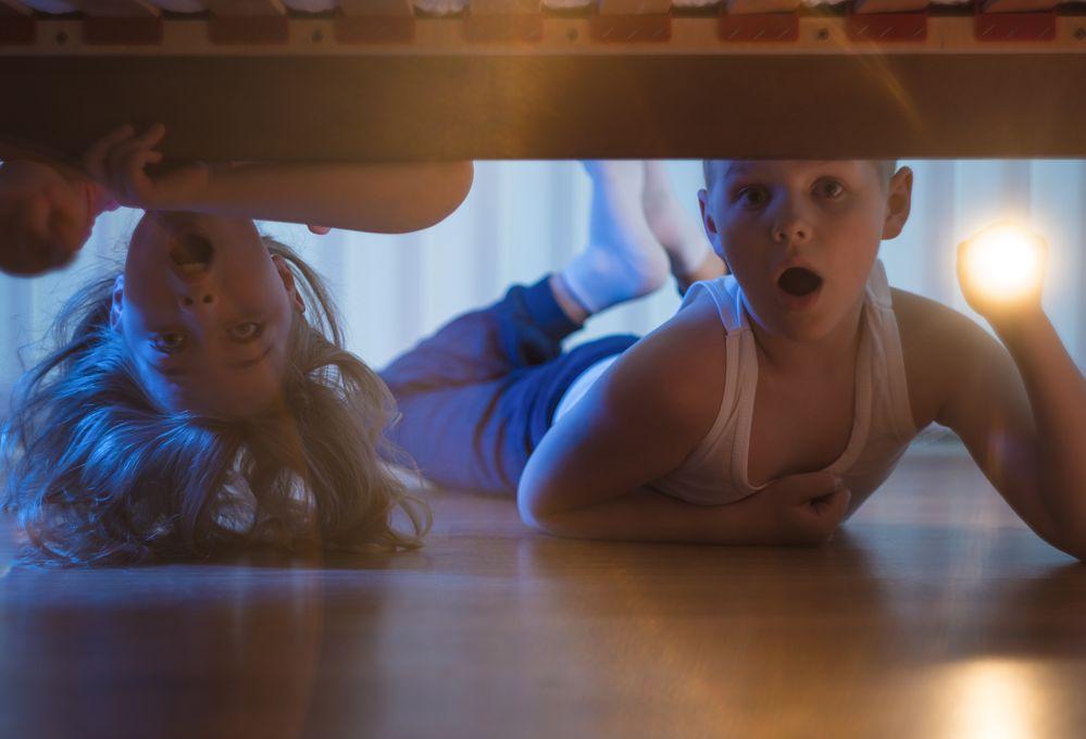 5 idee per organizzare lo spazio sotto il letto