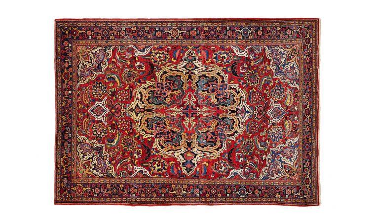 Tornano di moda i tappeti persiani