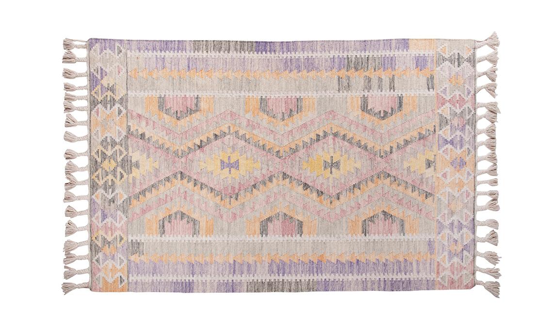 tappeto persiano kilim moderno