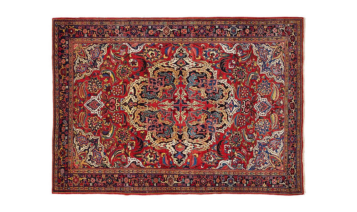 Tornano di moda i tappeti persiani casafacile - Tappeti grandi ikea ...