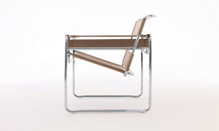 Wassily, la poltrona di Breuer icona del design