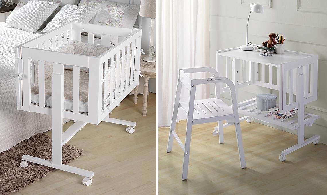 10 culle di design per il beb in arrivo casafacile - Culla vicino al letto ...