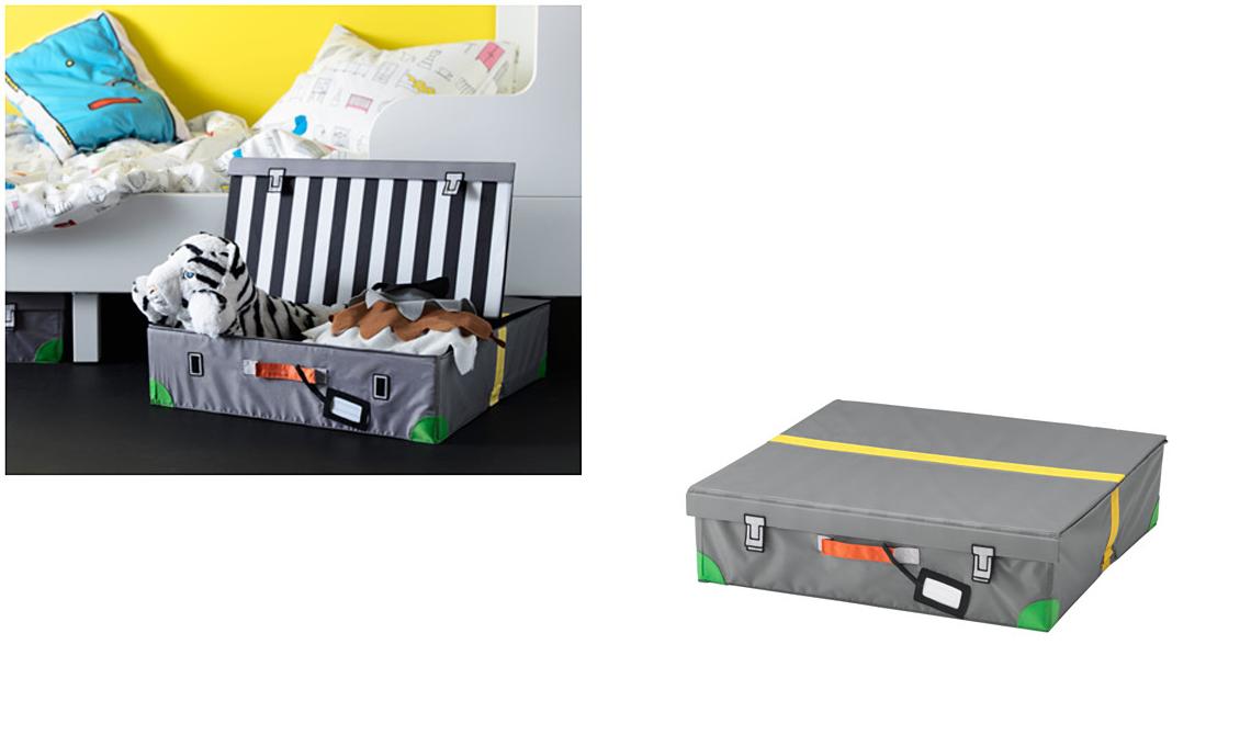 Cassetti Scorrevoli Sotto Letto : Cassetto sottoletto fai da te contenitori sotto letto oggetti di