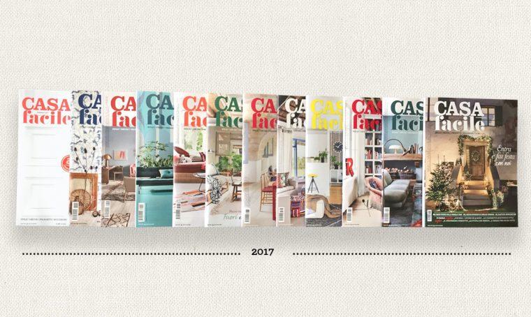 CasaFacile 2017: vota la tua copertina preferita!