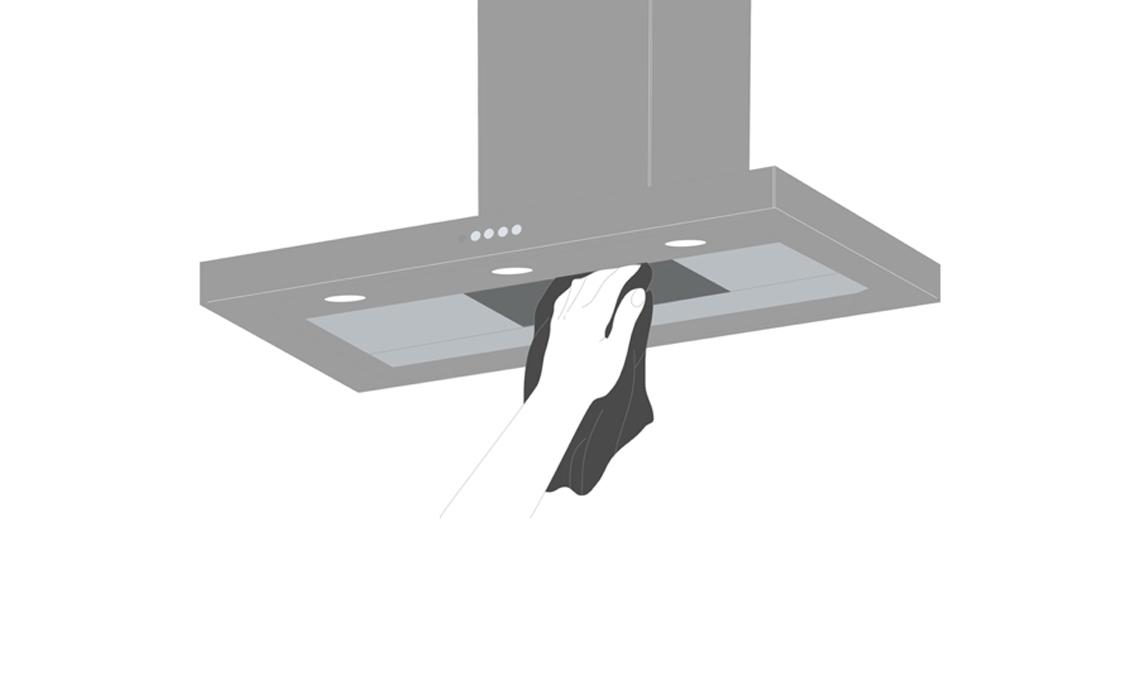 Come pulire il filtro della cappa della cucina - CasaFacile