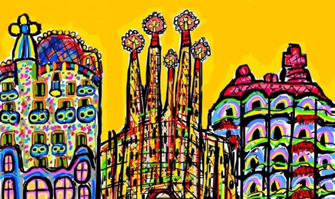 poster Gaudì