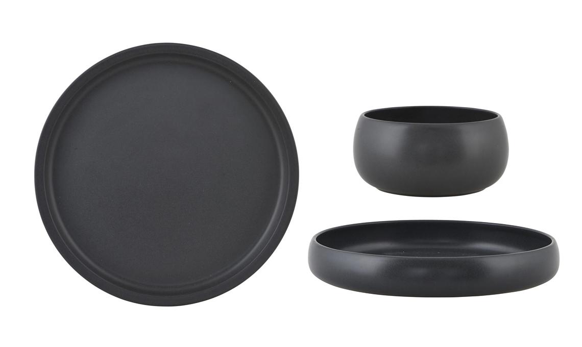 piatti neri