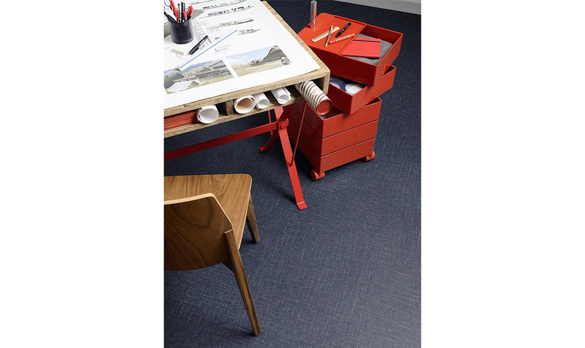 CasaFacile pavimento linoleum effetto jeans