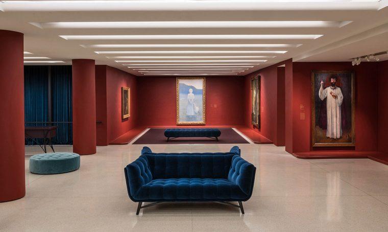 Il design arreda fiere, mostre e spazi d'arte