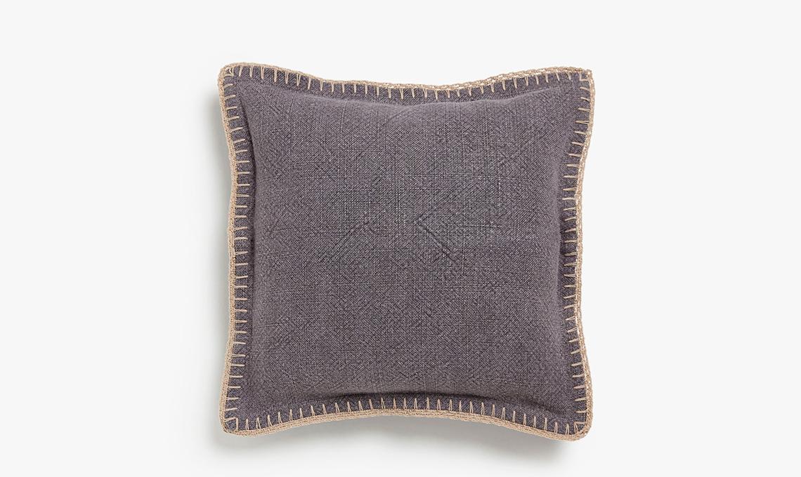 cuscino grigio
