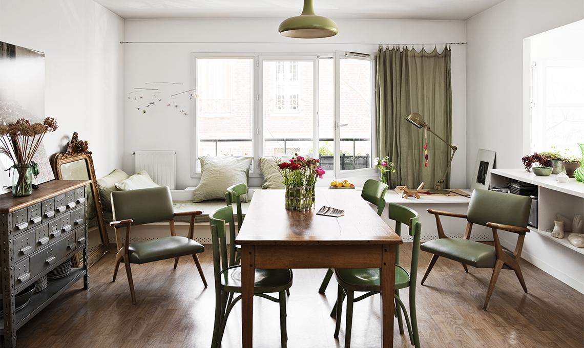 Tende eleganti per soggiorno 24 idee chic casafacile for Case arredate classiche foto
