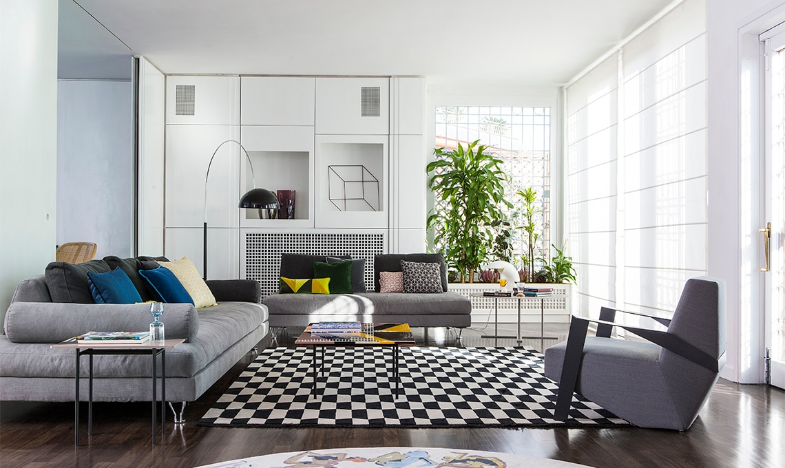 Tende eleganti per soggiorno: 24 idee chic - CASAfacile