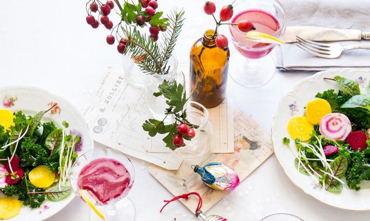 Come apparecchiare la tavola delle feste