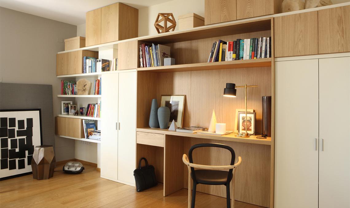 10 idee per l 39 angolo studio casafacile for Arredamento per studio
