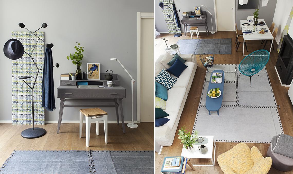 10 idee per l 39 angolo studio casafacile for Idee per arredare un piccolo ingresso