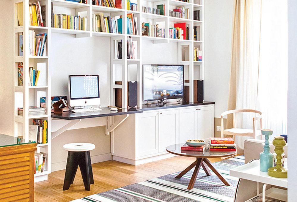 10 idee per l'angolo studio