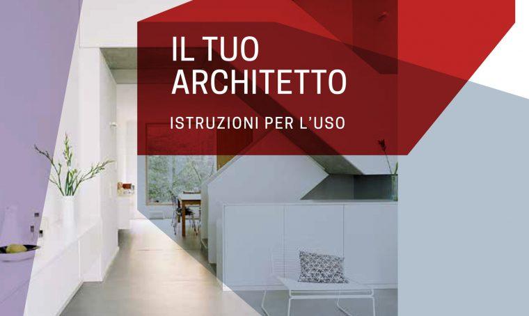 Architetti, istruzioni per l'uso