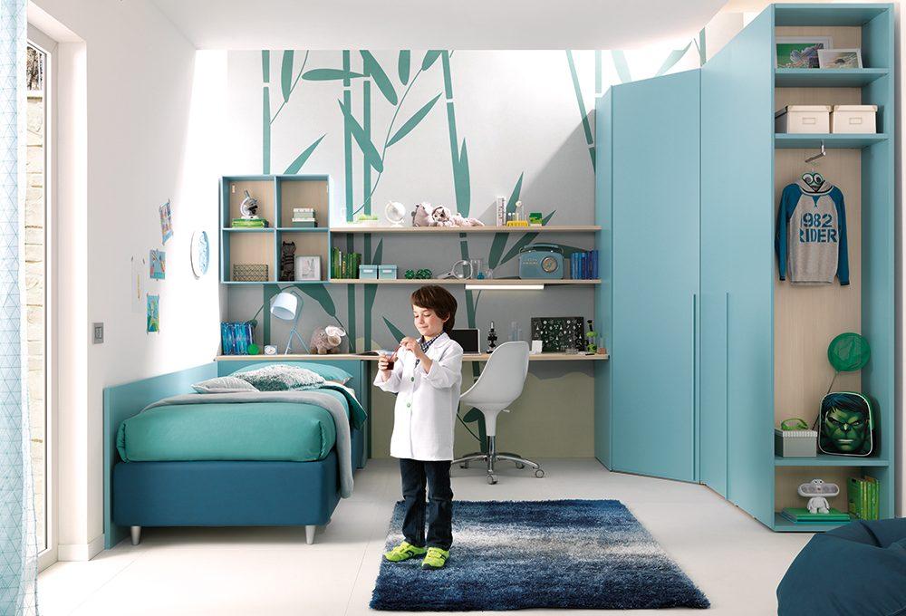 Arredare la cameretta Montessori (da 2 a 6 anni)