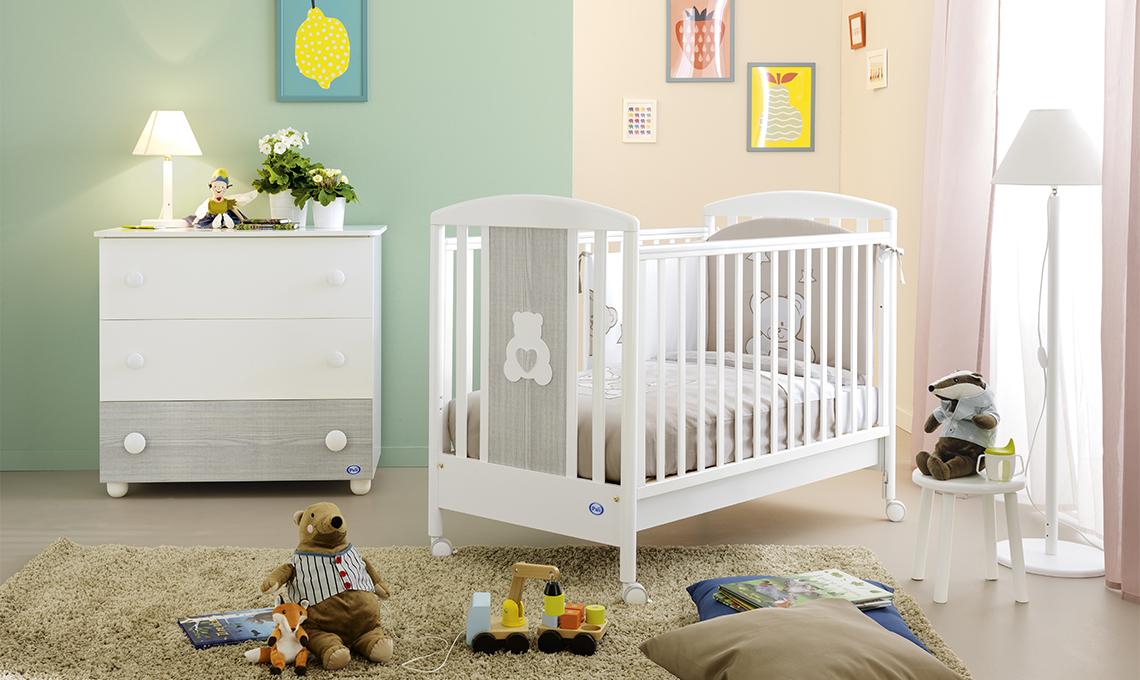 Cameretta Neonato Montessori : Arredare la cameretta montessori da a anni casafacile