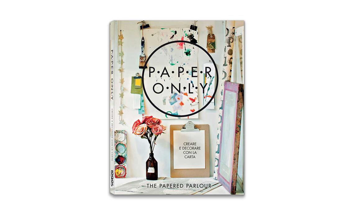 CasaFacile libro decorare con la carta