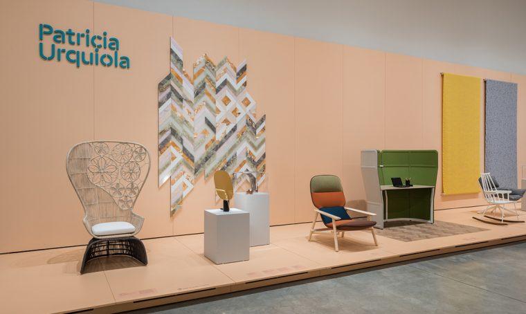 Al museo di Philadelphia una mostra dedicata al lavoro di Patricia Urquiola