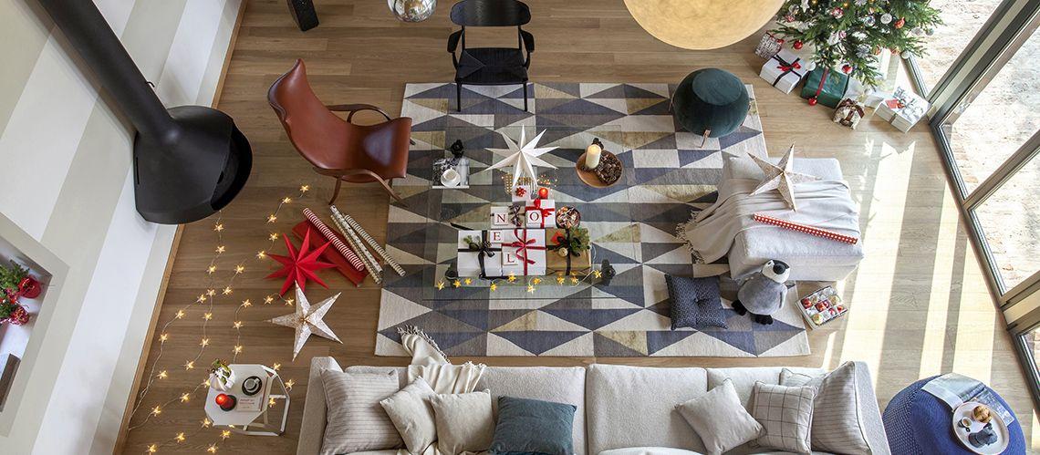 Amazing la cascina diventa una casa moderna with tappeti - Tappeti per ingresso casa ...