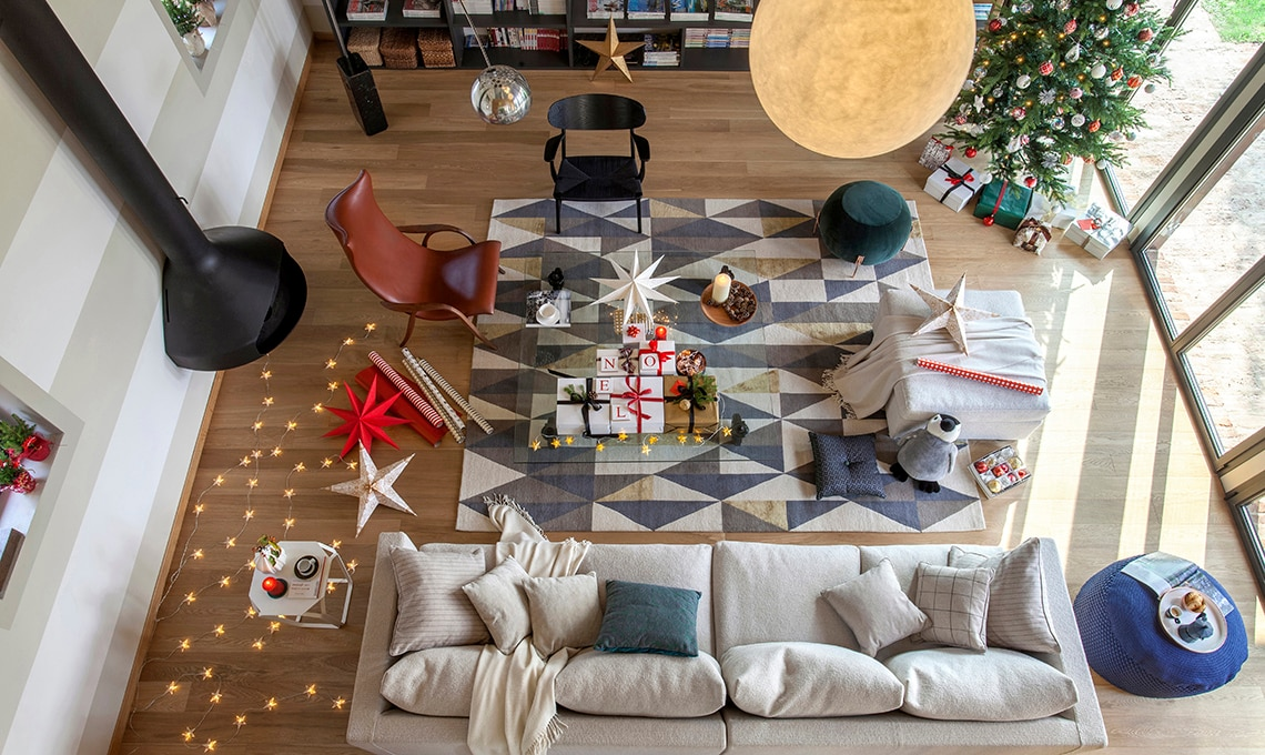 La cascina ristrutturata diventa una casa moderna casafacile for Casa moderna ristrutturata