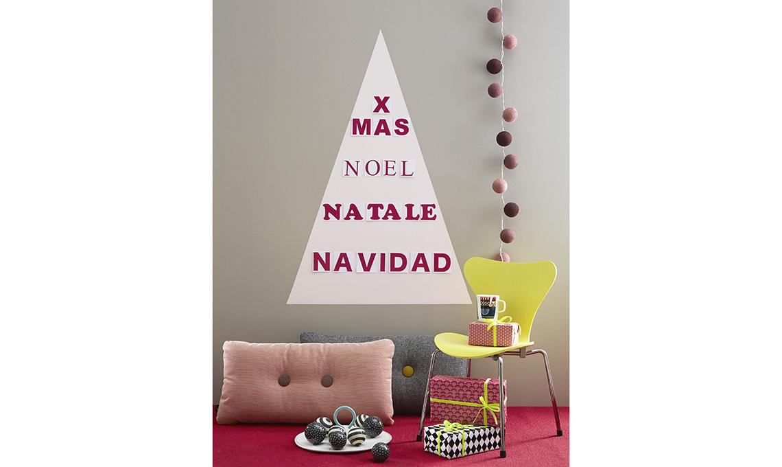 albero di Natale fai-da-te