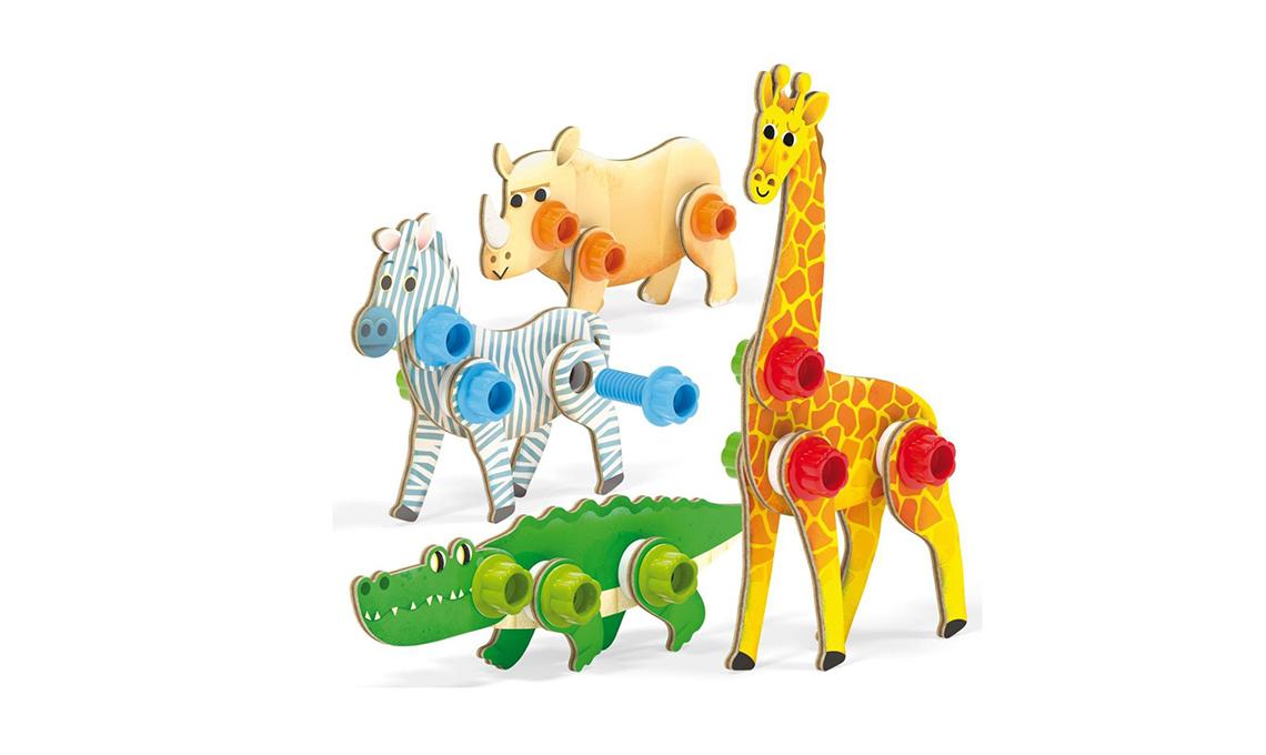 animali giocattolo