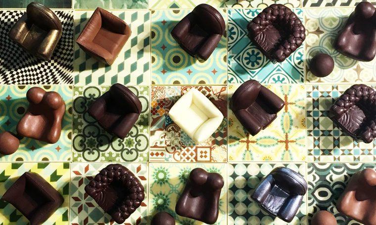 Sculture di cioccolato: regali per golosi