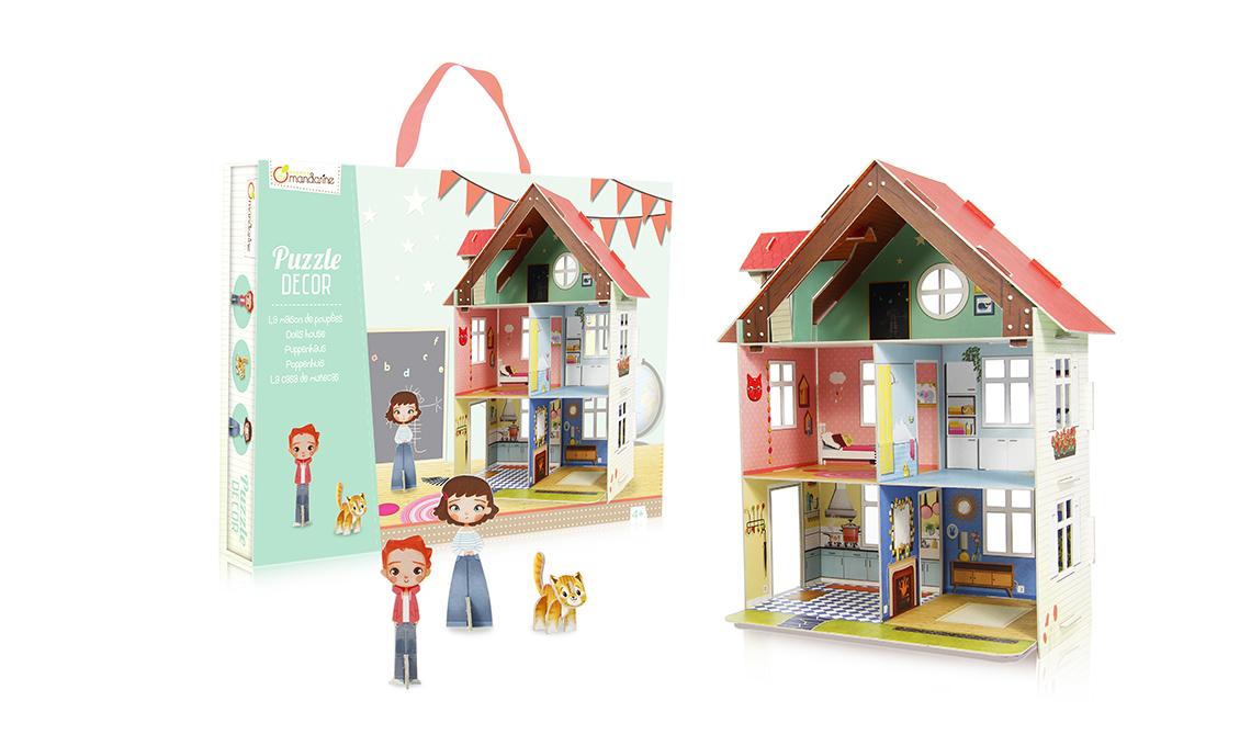 casa per le bambole