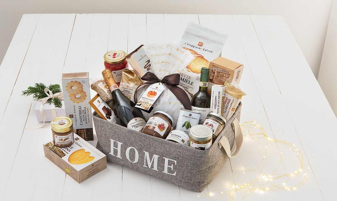 25 idee regalo per buongustai tra bont dolci e salate for Idee regalo per la casa