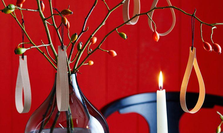 Fai-da-te natalizi in 5 minuti: decorazioni in balsa