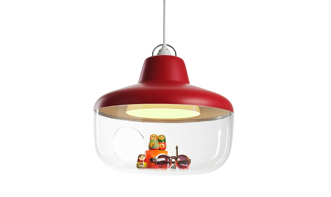 lampada cameretta